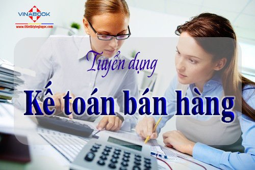 tuyển dụng vinabook
