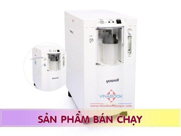 máy tạo oxy 3 lít yuyue