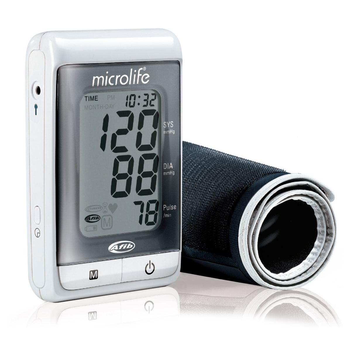 Máy đo huyết áp Microlife BP A200 - Tầm soát rung nhĩ - Chính Hãng