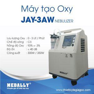 máy tạo oxy JAY-3AW