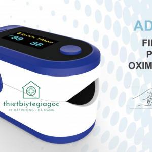 máy đo oxi trong máu spo2 AD805