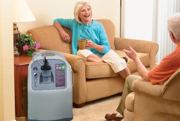 máy tạo oxy tại nhà
